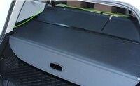 Auto rear trunk cargo cover For Peugeot 3008 , auto accessories