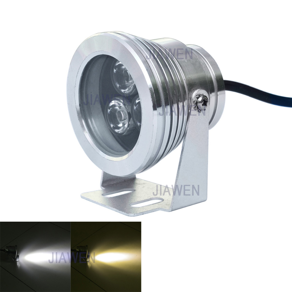 Hot Sale 3x3w 3-led 720lm White/warm White Light Underwater Lights Fixing Prices According To Quality Of Products ac 85~265v