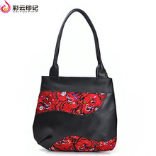Caiyunyinji Brand Famous Designer Brand Bags Women Leather Handbags Genuine Leather Handbags