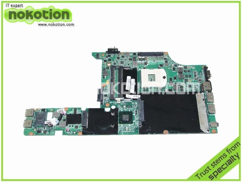NOKOTION FRU 63Y1799 DAGC9EMB8E0 Laptop Motherboard for Lenovo IBM L420 HM65 GMA HD3000 DDR3 Mainboard Mother Boards