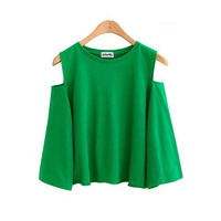 BOBOKATEER Summer Top Sexy Off Shoulder Women Blouse Plus Size Womens Tops And Blouses Blusas Mujer