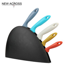 Gohide Stainless Steel Cutting Tool 6pcs/Set Multicolored Tools Set Knife Set Kitchen Tools Fruit Knife Chef Knife Multi Color