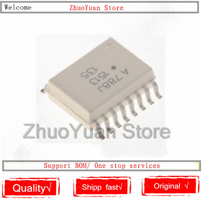 1PCS/lot New Original A788J HCPL-788J SOP16 IC Chip
