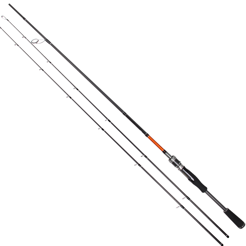 Trulinoya joy together twin tip spinning fishing rod 7' 8' M and ML actions 4-12g 5-20g lure weight fishing joy every day 480g