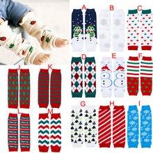 1 Pair Fashion Baby Toddler Girl Boy Leggings Long Socks Tights Arm Leg Warmers