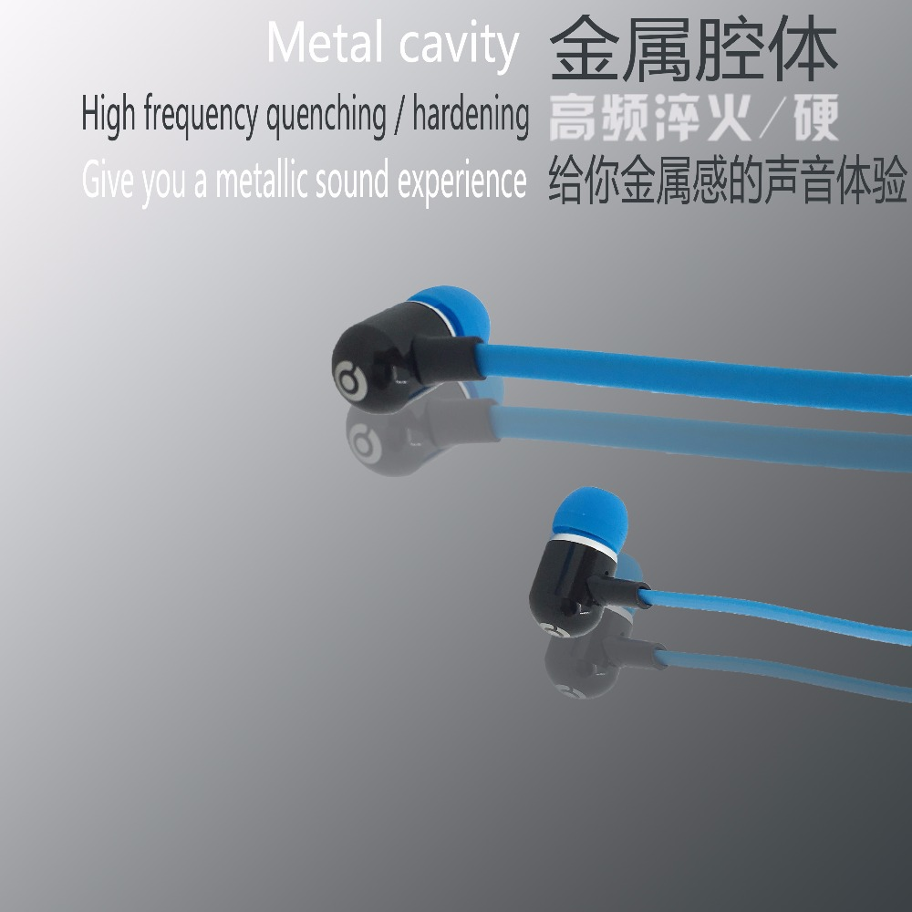 magena Clear Bass Earphone With Microphone In-Ear Earphone Special Edition Headset Earphones3 Colors fone de ouvido