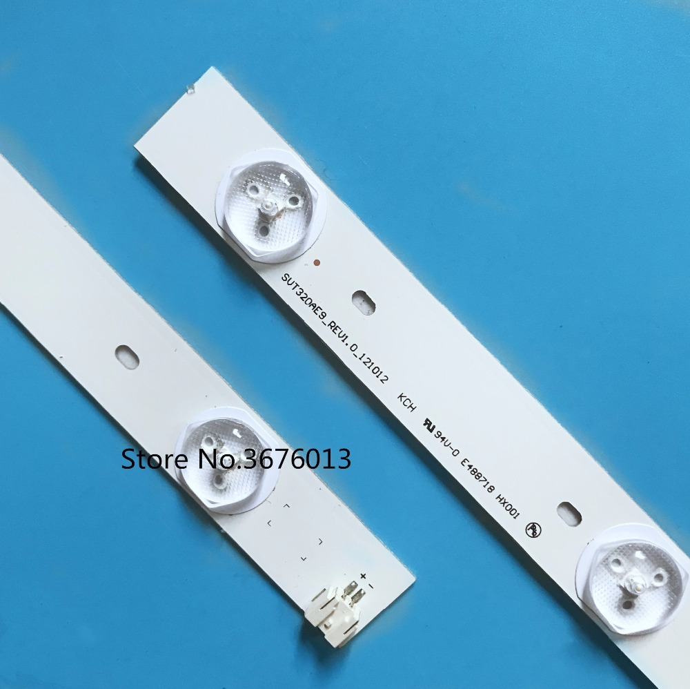 3 Pcs 8leds 627mm Led Backlight Strip For Toshiba 32tv Svt320ae9 Lamp Light Circuit Board121012smd China Smd 8 32p1300 32p1400 32p1400vt 32p1400ve 32p1400d