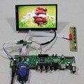 TV PC HDMI CVBS РФ USB LCD управления доска + 5.6 дюймовый 1024x600 LTD056ET3A жк-панель