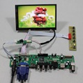 TV PC HDMI CVBS RF USB LCD control board+5.6inch 1024x600 LTD056ET3A lcd panel