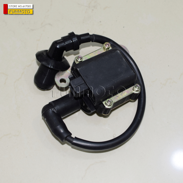 US $45 0 |IGNITION COIL COMP OF CFMOTO 250 JETMAX250 MOTORCYCLE IGNITION  SYSTEM PARTS 01AA 178000-in Motorbike Ingition from Automobiles &  Motorcycles