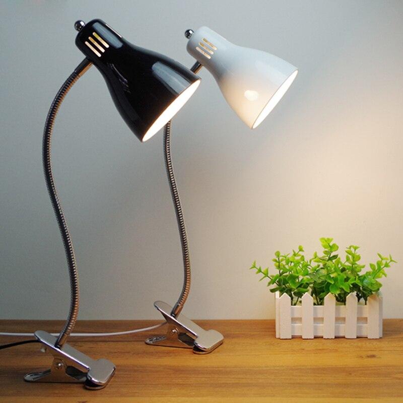 led desk lamp bedroom bedside lamp european modern personali