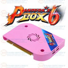 Новое поступление оригинальная коробка Pandora 6 JAMMA версия 1300 в 1 игры доска семейная версия для игры джойстик аркадный шкаф Marchine