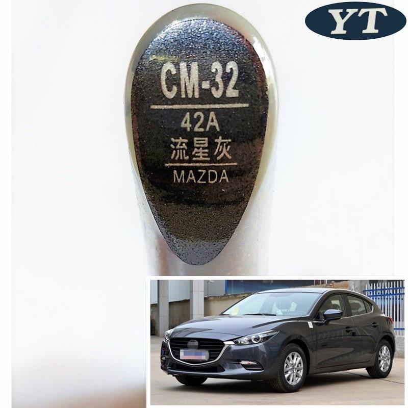 Car Scratch Repair Pen, Auto Paint Pen GRAY Color For Mazda 2 Mazda 3 Mazda 6,cx-5,cx-3,car Painting Pen