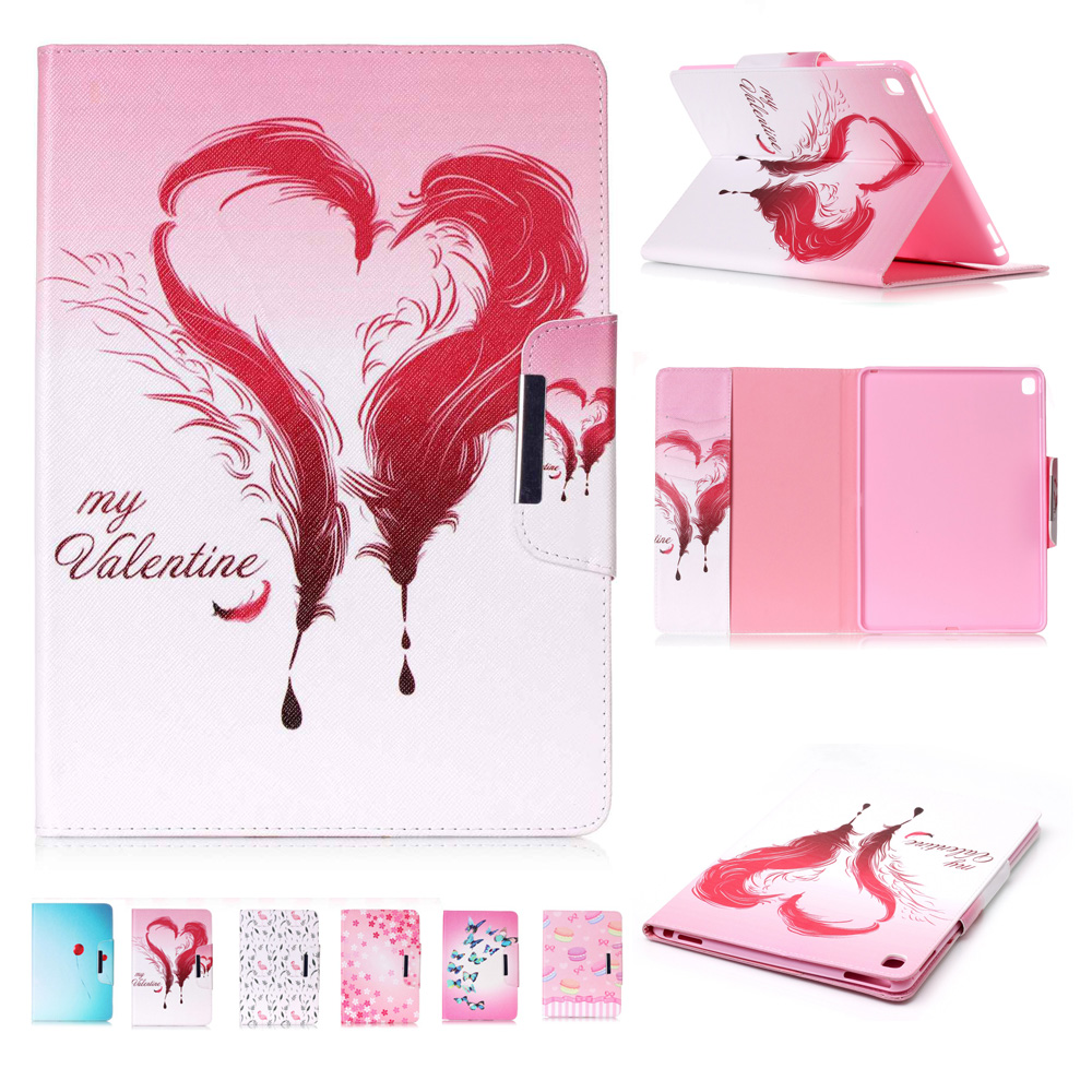 Wallet Style Case for iPad Pro 9.7 inch Fashion Cartoon PU Leather Flip Stand Magnetic Case Protective Cover for iPad Pro 9.7