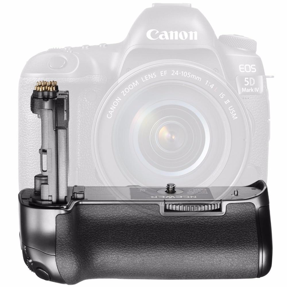 Новый вертикальный Батарейная ручка Замена BG-E20 для Canon EOS 5DIV 5D4 5D Mark IV <font><b>DSLR</b></font> Камера