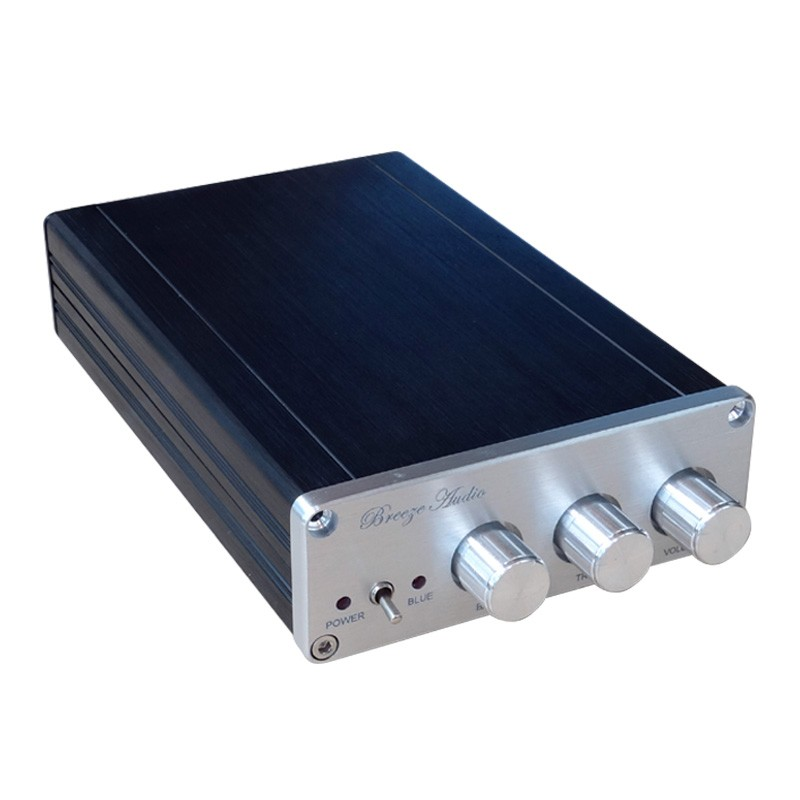 TZT Breeze Audio TPA5613 BA10C <font><b>2.1</b></font> Channel Subwoofer Digital Power Amplifier without <font><b>Bluetooth</b></font> image