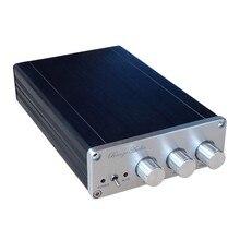 TZT نسيم الصوت TPA5613 BA10C 2.1 قناة مضخم صوت مكبر كهربائي رقمي بدون بلوتوث