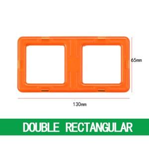 Double Rectangular Blocks Magn