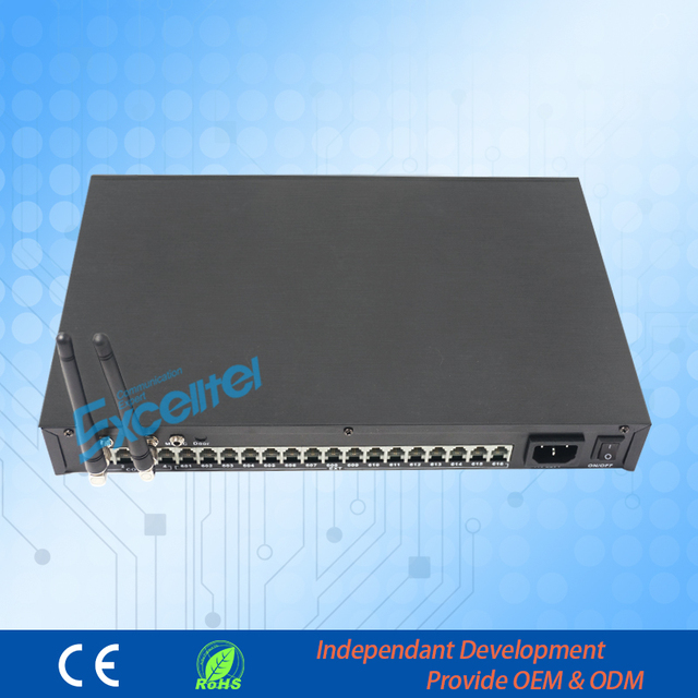 Telephone System / Metal PABX / 2 GSM wireless module /TS+416 4 CO line 16 extension--Fasting delivery