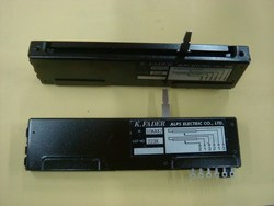 [BELLA] ALPI 12.8 cm con un appassionato di guida doppio fader mixer Potenziometri Scorrimento A10K--10PCS/LOT