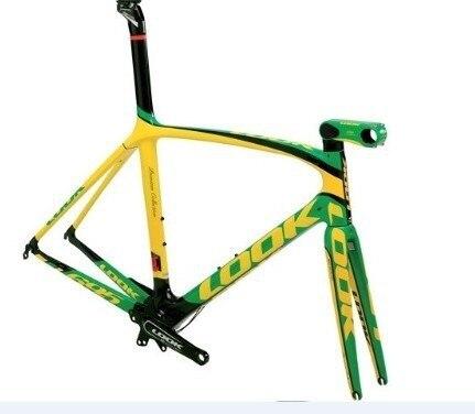 Look 695 cuadro de carbono bicicleta de carretera t800 carbon bike ...
