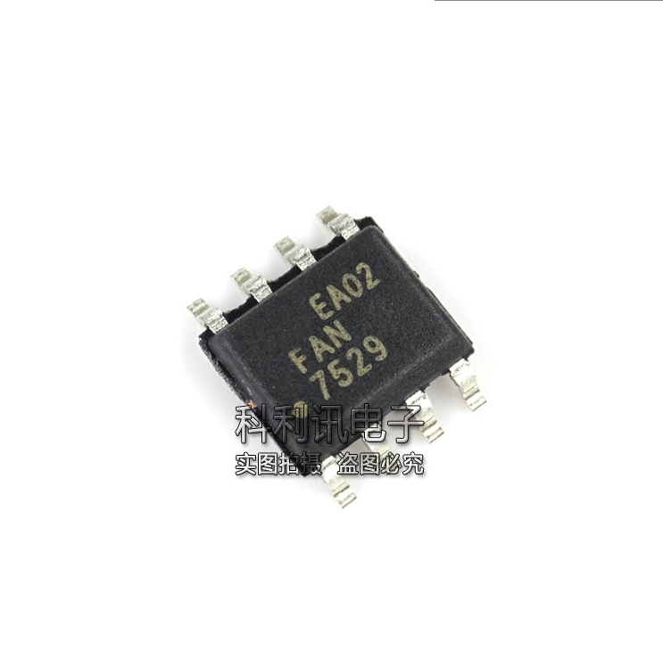 10PCS FAN7530MX FAN7530 New Best Offer IC PFC CTRLR CRM//TRANSITION 8SOP