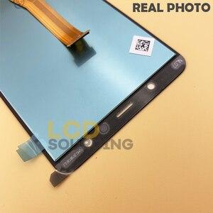 """Image 5 - 100% оригинал 6,0 """"для Samsung A7 2018 ЖК дисплей сенсорный экран дигитайзер сборка для SM A750 A750FN A750F A7 дисплей Замена"""