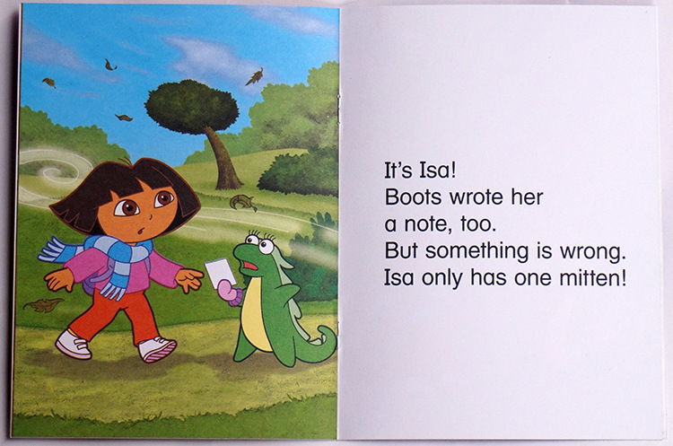 12 books set dora the explorer phonics english picture books i can