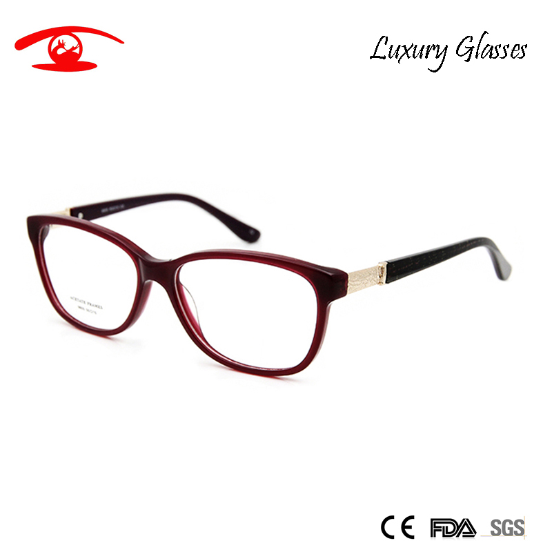 Glasses Frames Luxury : Luxury Designer Women Eyeglass Frames High Quality ...