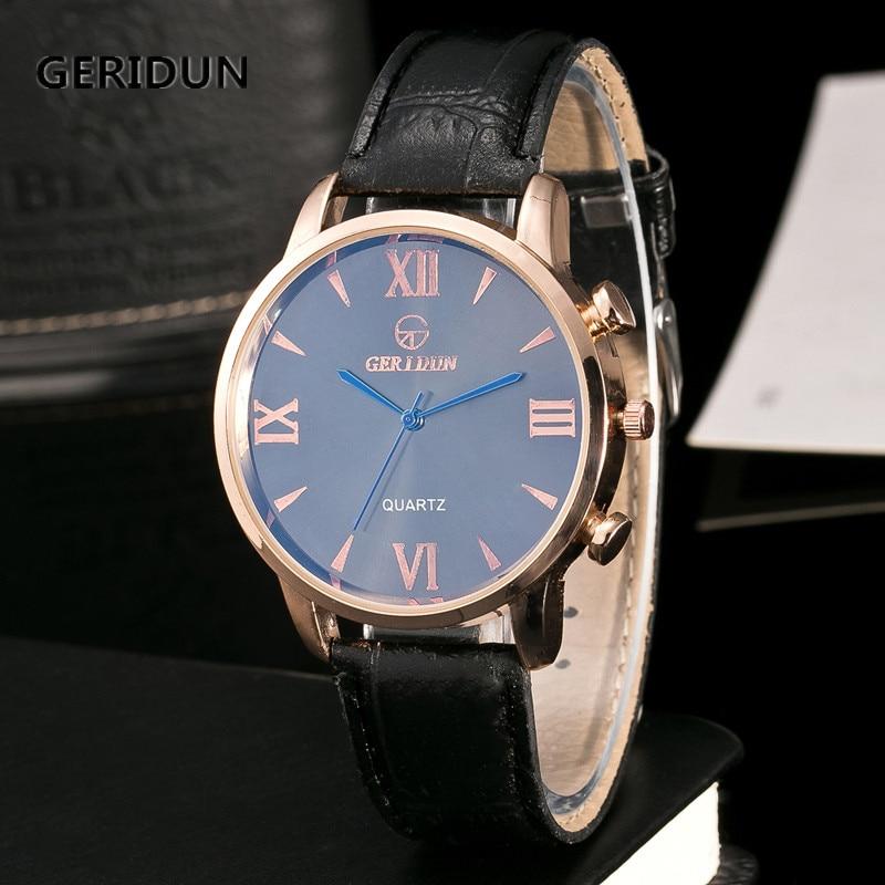 GERIDUN Heren Horloges Merk Luxe Heren Militair Sport Polshorloge - Herenhorloges - Foto 1
