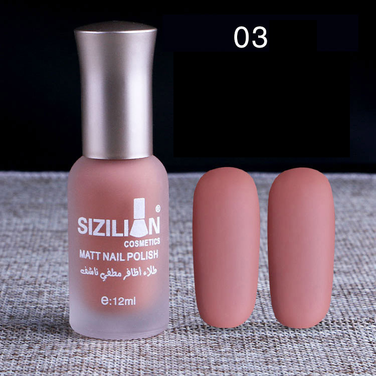 2017 12ml Professional Cute Bottle Nail Art Makeup Cosmetics 40 Colors Pigments Stamping Matte Polishes In Polish From Beauty Health On