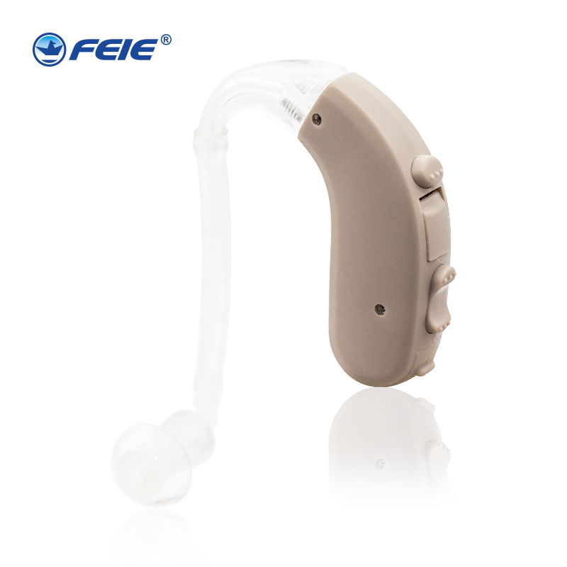 Digital hearing aids for the elderly enhancing sound for deaf sound amplifier ear care china price BTE mini hearing aid with FDA
