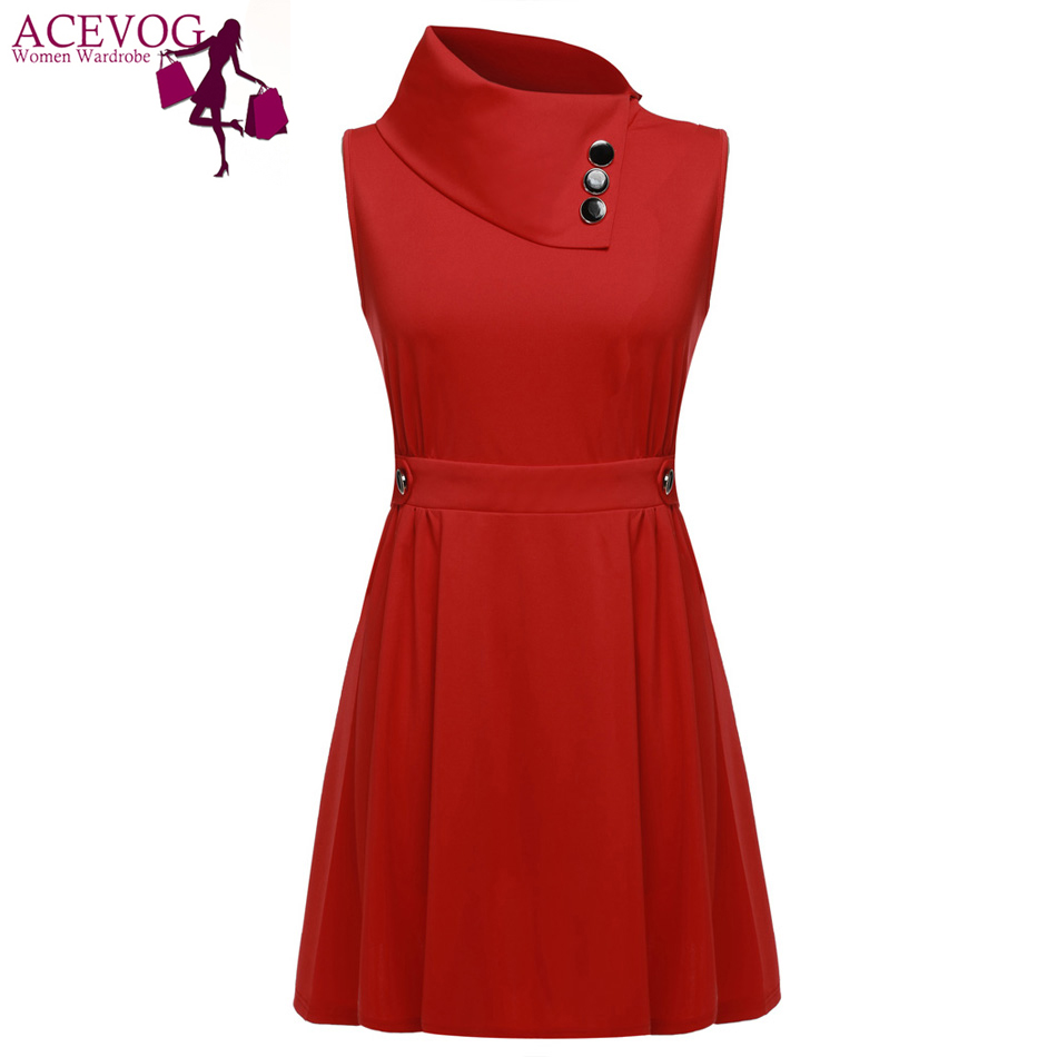 Popular Red Tunic Dress-Buy Cheap Red Tunic Dress lots from China ...