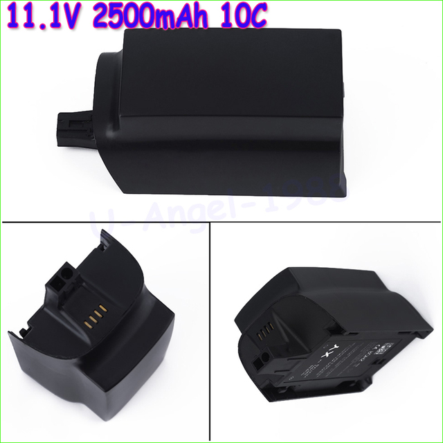 Wholesale 1pcs 11.1V 2500mAh High Capacity Battery for Parrot Bebop Drone 3.0 Quadcopter