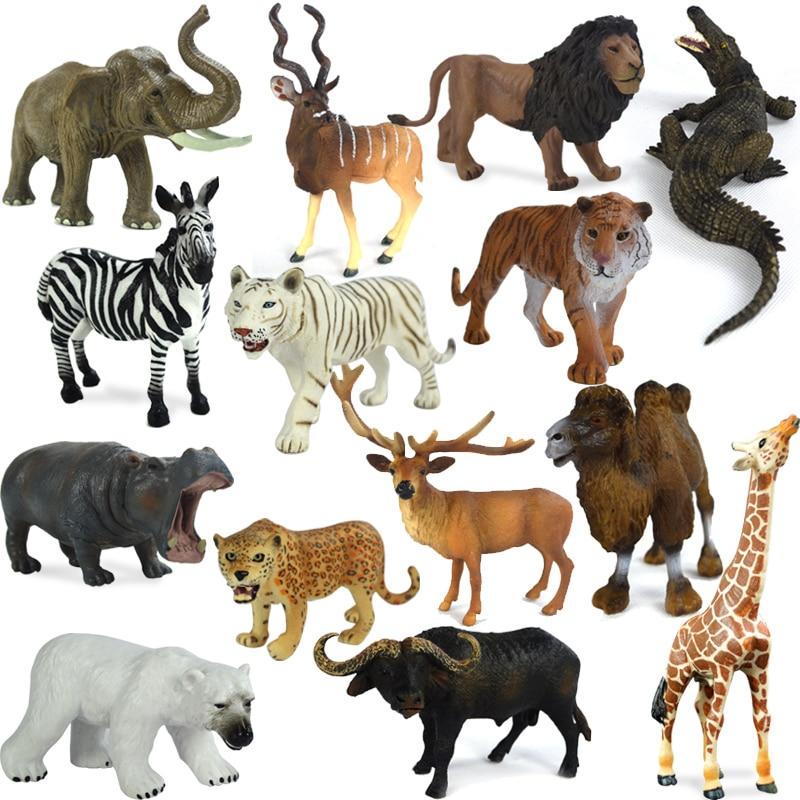 Aliexpresscom  Buy Wild animal toy Original Genuine Wild