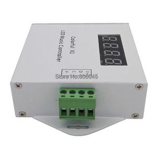 Image 4 - Controlador remoto de música LED X1 DC5 24V, Control táctil inalámbrico por RF, atenuador para tira LED, sueño mágico a todo Color