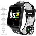 LUIK Smart horloge Mannen 2.5D Scherm Gorilla Glas Bloed zuurstof bloeddruk RAND IP68 Waterdicht Activiteit Tracker Smart Armband