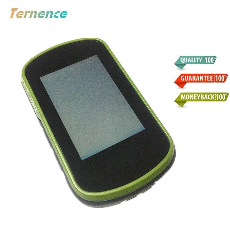 Skylarpu original (vert) écran LCD pour GARMIN etrex touch 35 écran d'affichage à cristaux liquides GPS portable avec cadre numériseur écran tactile