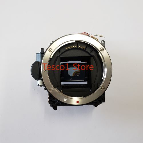 Marke Neue Original Für Canon 7D Kleine Wichtigsten Körper Box Spiegel Box Mit Sucher Motor Licht AE Sensor Reparatur Teil-in Karosserieteile aus Verbraucherelektronik bei