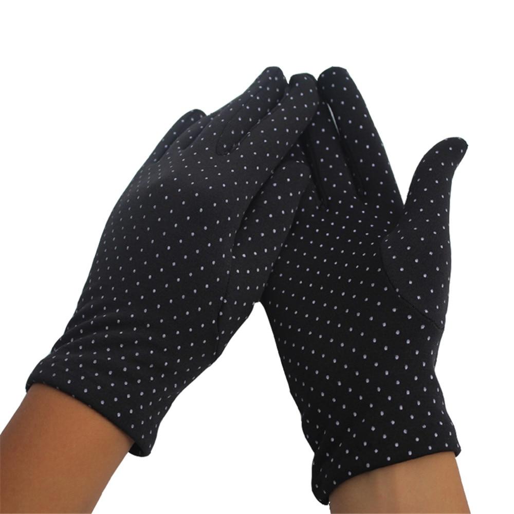 1 Pair Womens Finger Gloves Thicken Gloves Winter Keep