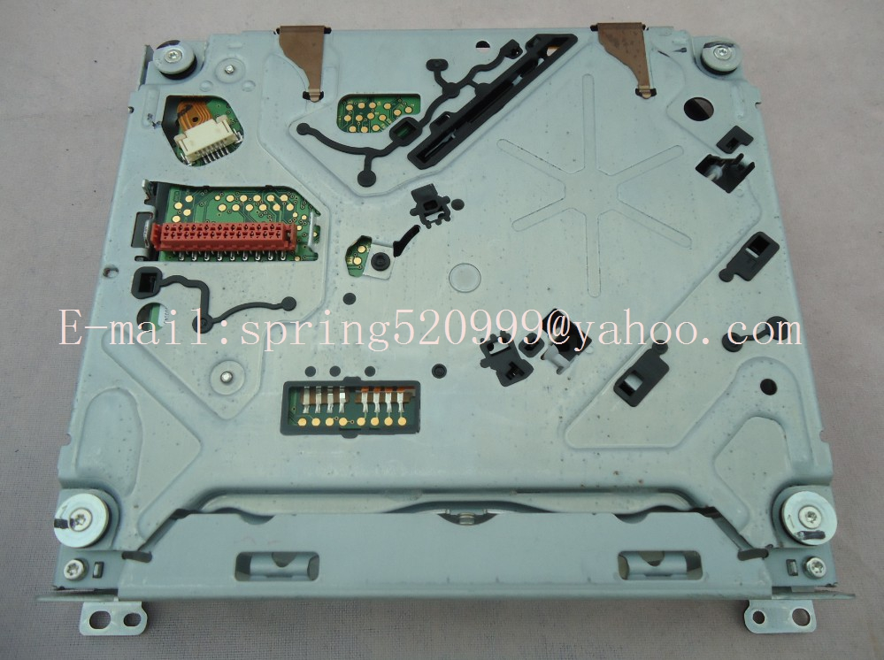 Back To Search Resultsconsumer Electronics Cd Player Nice Top Quality Cdm-m8 4.7/83 Cd Loader Mechanism With Correct Pcb For Bmw Ccc E60 E90 Renault Scenic Year 2008 Navigation Bluetooth Rapid Heat Dissipation