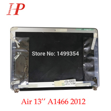 "100% Genuine New 2012 Year A1466 LCD Screen Assembly For Apple Macbook Air 13"" A1466 LCD Assembly 1440*900 MD231 MD232"