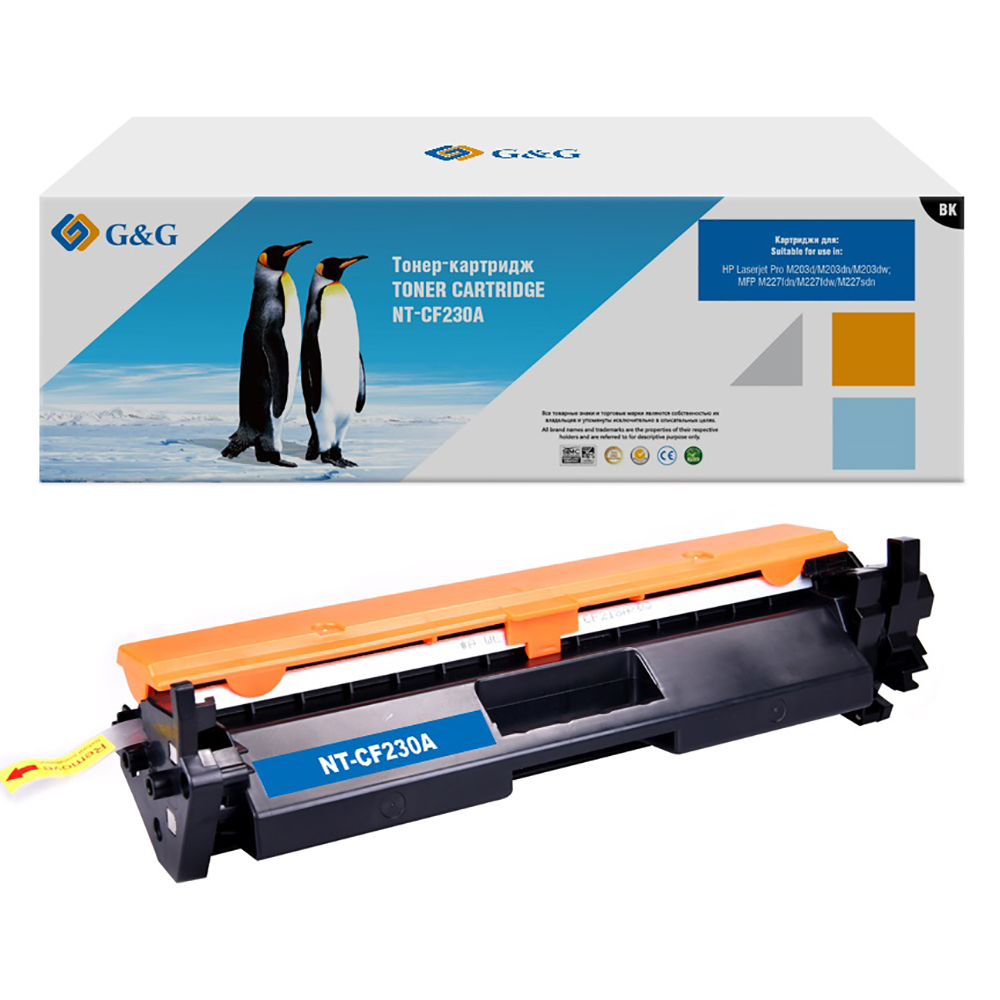 Computer Office Office Electronics Printer Supplies Ink Cartridges G&G NT-CF230Afor HP LaserJet Pro M203d/dn/dw MFP M227fdn/fdw [kld ink] compatible refillable ink cartridge for stylus pro 4800 large format inkjet printer 9 cartridges with chip
