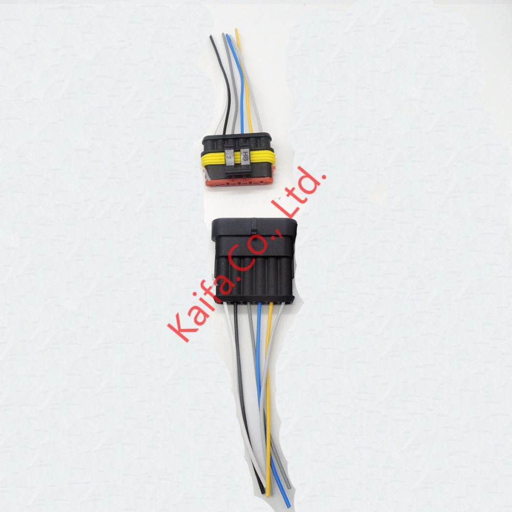 popular pin wire harness buy cheap pin wire harness lots from 1 sets 6 pin car waterproof electrical connector plug wire electrical wire cable car motorcycle