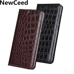 На Алиэкспресс купить чехол для смартфона real leather magnetic flip case card slot holder for lenovo k5 pro s5 pro z5s k5s flip cover stand cases for lenovo z6 pro cases