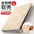 """Britsih Cubierta Del Tirón Del Estilo Para el ipad de Apple Pro 9.7 """"Caja de la tableta Con Suave Tpu Caso de la Cubierta Smart Cover Kaku Jinsha Series"""