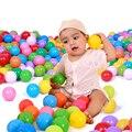25pcs/50pcs/100pcs 5.5cm Diameter Colorful Balls Soft Plastic Ocean Ball Funny Baby Kid Swim Pit Toy