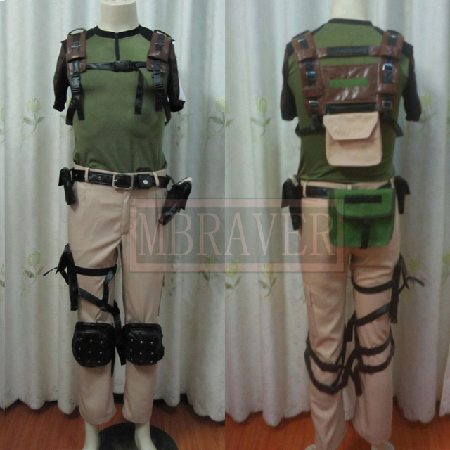Us 90 0 Aliexpress Com Buy Resident Evil 5 Chris Redfield Cosplay Costume Anime Costom Made From Reliable Chris Redfield Cosplay Costume Suppliers