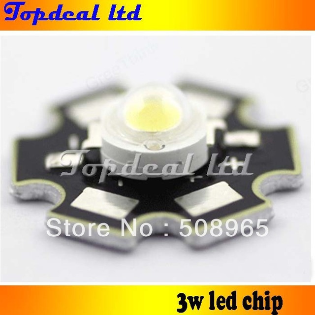 3W 180lm-200lm High Power Taiwan Epistar Chip LED Bulb Lamp Neutral White 3800-4500K / with aluminum heat sink