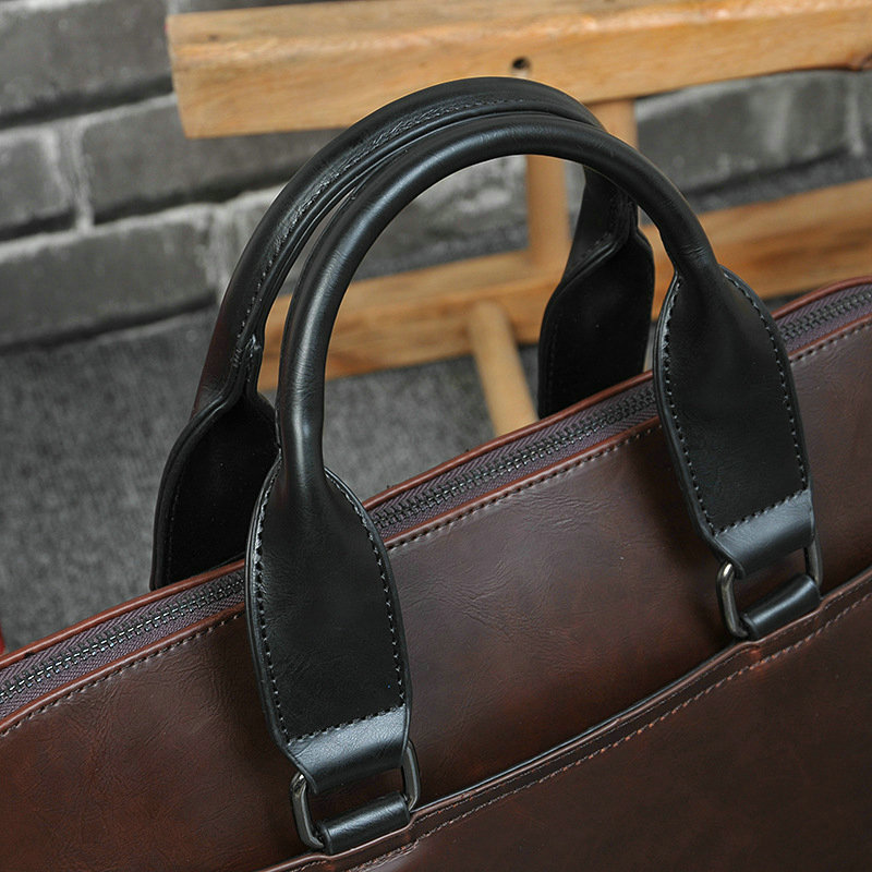 New Design PU Leather Briefcase for Men17